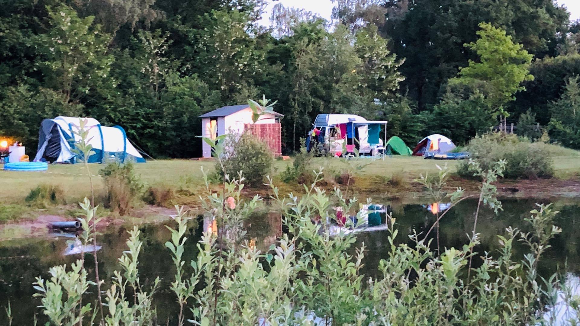 Prive sanitair camping